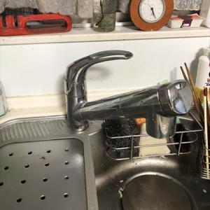 キッチン用浄水カートリッジの交換2 水栓内蔵型カートリッジの交換方法