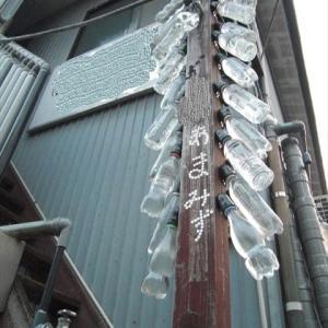 ペットボトル雨水タンクの自作2 マイクロプラスチック問題も考える ペットボトル雨水タンク自作4