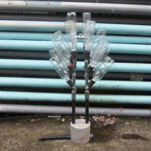 ベランダ菜園用ペットボトル雨水タンク 好きにアレンジ出来る、自作ならではの楽しみ ペットボトル雨水タンク自作5