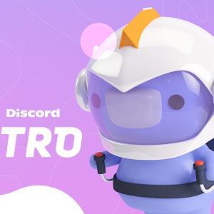 EpicGamesにてDiscord Nitro3ヶ月分が無料でもらえる 2021年6月24日まで