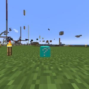 【Minecraft-spigot】Lucky Block ver0.1 リリース