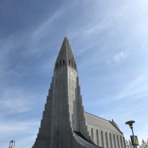 アイスランド旅行(レイキャヴィーク篇)