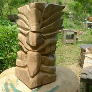 TIKI & Wood craft