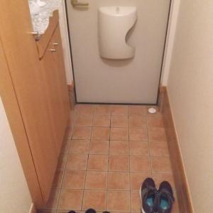 【玄関】たたきの掃除にウタマロクリーナー