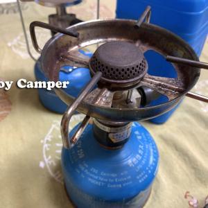 Camping Gas キャンピングガスってご存知ですか?