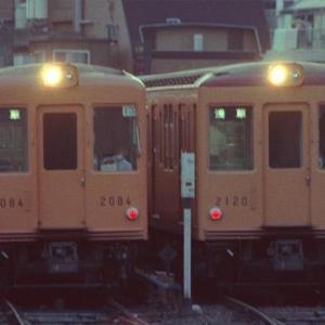 営団地下鉄線と呼ばれていた頃の、銀座線です