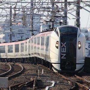 5月13日 水曜日 JR東日本 総武本線の電車です。