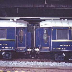 続々、オリエント急行 In品川駅です。