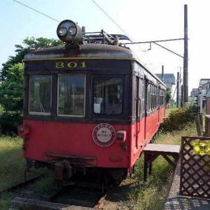 5月15日 金曜日 千葉県銚子駅から外川駅を運行する、銚子電鉄です。
