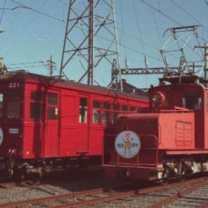 6/3 wed. 近畿日本鉄道が運行していた、北勢線、その2。