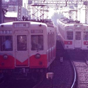 """都営地下鉄浅草線の旧5000系車両。"" 再び"