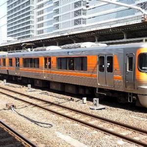 6/24 WED. JR東海 313系8000番台車両