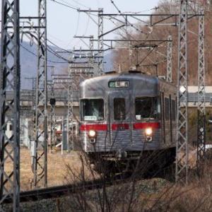 長野電鉄、旧 屋代線、その2。