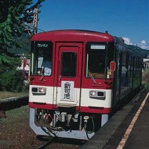 7/31 FRI. 名古屋鉄道 八百津線で活躍したキハ30形です。