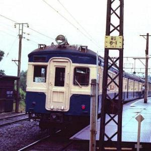 9/17 THU. 国鉄時代の飯田線電車、その5です。