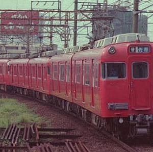 名鉄 通勤電車6000形の紹介です。