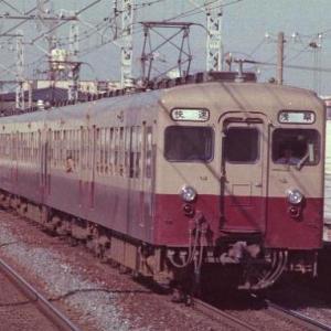 """""""東武電車、快速や急行に使用された6000系電車です。"""""""