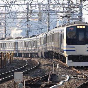 JR東日本 総武・横須賀線電車が新型に。