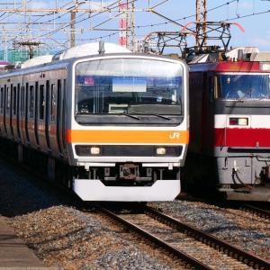 JR貨物 EH500 電気機関車です。