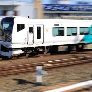 12/3 THU. JR東日本 E257系電車 中央本線で活躍していた時の写真です。