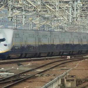 1/22 FRI. JR東日本 上越新幹線E4系その2です。