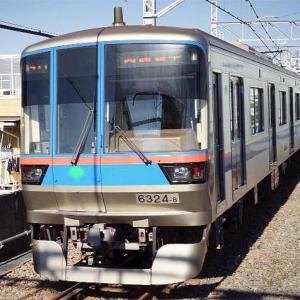 都営地下鉄 三田線の車両、その2です。