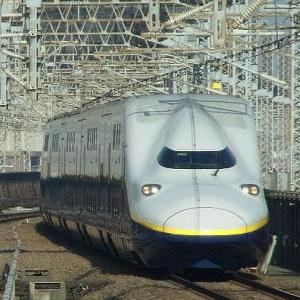 """E4系新幹線未だ活躍中""  再び"