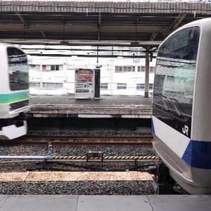 JR東日本 常磐線の電車です。