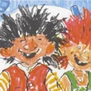 ノルウェーの歯の絵本『カリウスとバクトゥス』の裏話 –カリウスに彼女がいた!?–