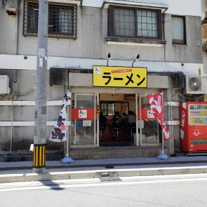 赤ひげラーメン@那覇松山店~初めて食べる二郎系ラーメンは凄すぎた