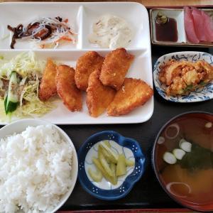 拓水@安里~鮮魚店が営む安旨な定食屋