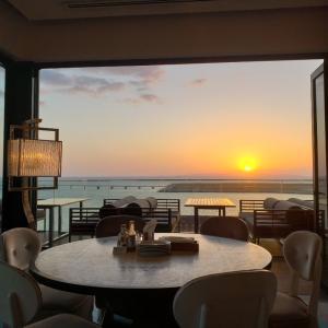 POSILLIPO cucina meridionale@瀬長島~B.D.に少しだけ贅沢を…