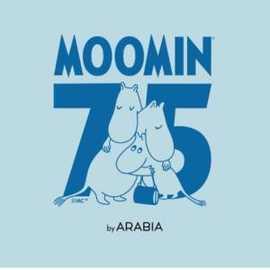 ムーミン生誕75周年の記念マグカップ