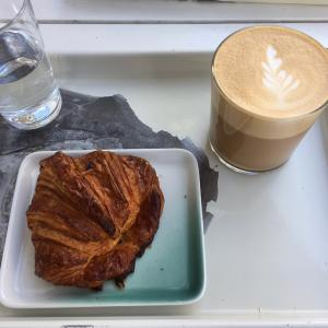 Stockholm's best croissant