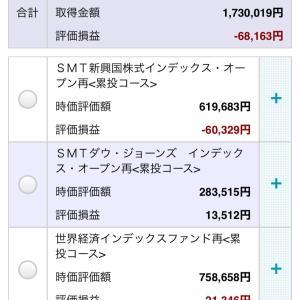2020/5/15   特別編 投資信託実績報告▲68,163円