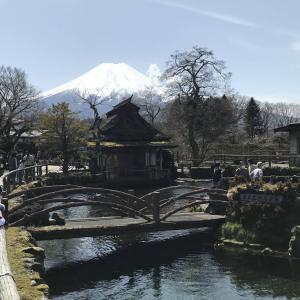 雨男・雨女の富士山詣