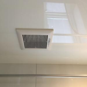 〜DIY〜 お風呂の換気扇からの虫対策