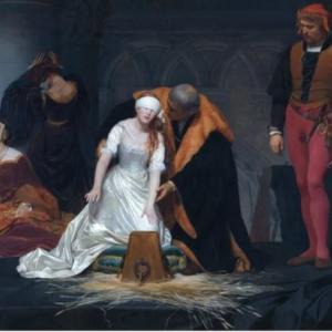 9日間だけの女王とブラッディー・メアリー(血まみれ女王)