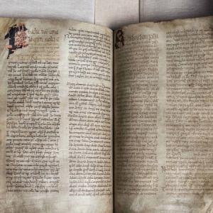 Book of Lismore「リズモアの書」が400年ぶりにアイルランドに返還