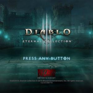 【PS4】Diablo3 Reaper of Souls トロフィーコンプリート難易度レビュー