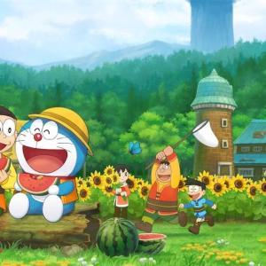 【PS4】ドラえもん のび太の牧場物語 トロフィーコンプリート難易度レビュー