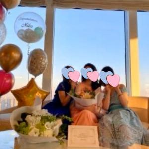 お客様の声:女子会パーティーでレンタルドレス♡