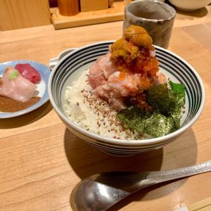 Food:リーズナブルで美味しい海鮮丼♡@赤坂
