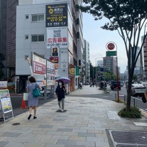 表参道駅からドレスフレイア南青山までの道のり☆