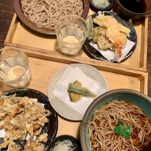 Food:気軽に楽しめる昔ながらのお蕎麦屋さん@表参道