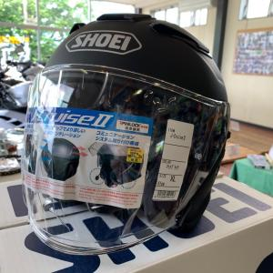 【ゆる日記】ヘルメットのこともお任せあれ!