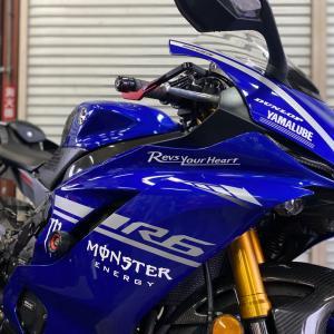 【ヤマハもやります!】R6のプレミアム車検【長野県kawasakiバイク屋】