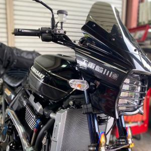 【ハンドル交換】理想のライディングポジションへ【長野県kawasakiバイク屋】