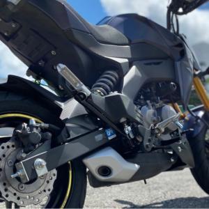 【Z125PRO】カスタムで自分だけの1台に【長野県kawasakiバイク屋】