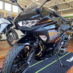 【ヌルテカ】ブラックなバイクの魅力【長野県kawasakiバイク屋】